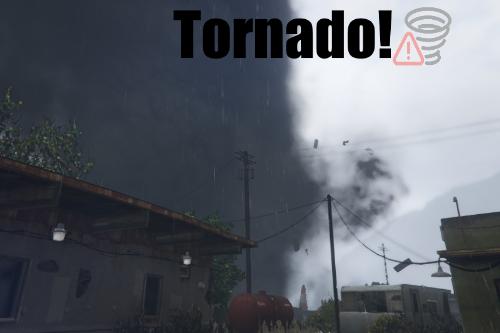 Tornado Audio!