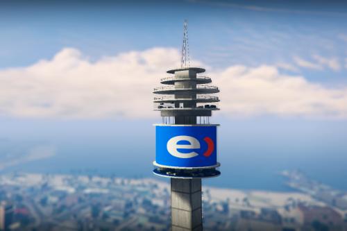 Torre Entel v1 [Add-On SP / FiveM]