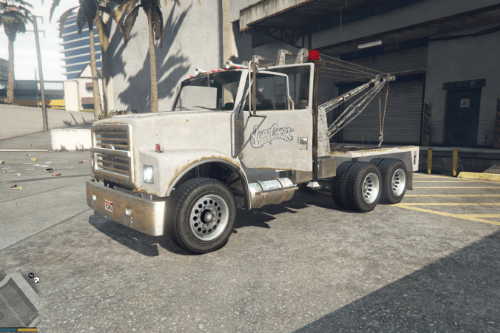 TowTruck WestCoast Customs [Replace]