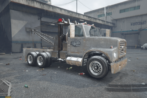 TowTruck Los Santos Customs [Replace]