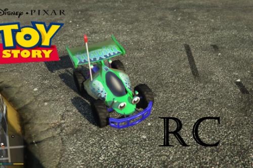 Toy Story RC [Add-On]