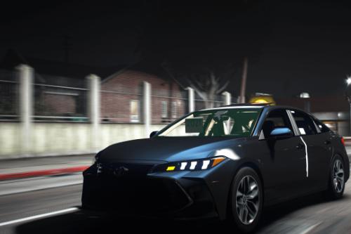 Toyota Avalon Turing + ELX 2021 [Replace]