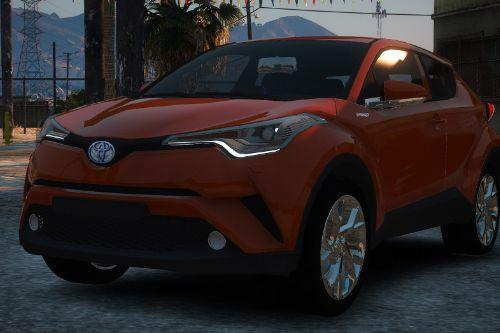 Toyota C-HR [Replace / FiveM | Unlocked]