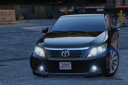 Toyota Camry V50 [Add-On / Replace]