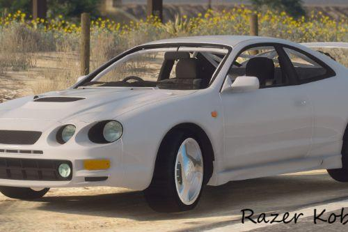 Toyota Celica GT4 ST205 [Add-On / FiveM | Tuning | Template]