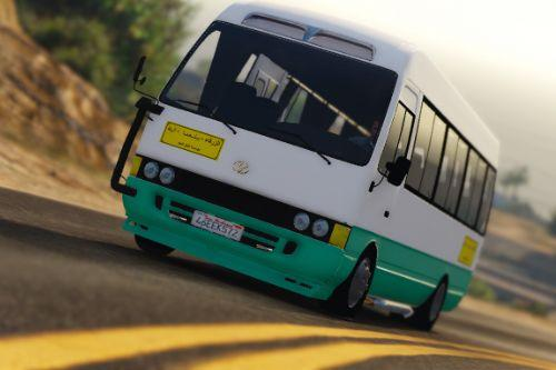 Toyota Coaster Bus [Replace]