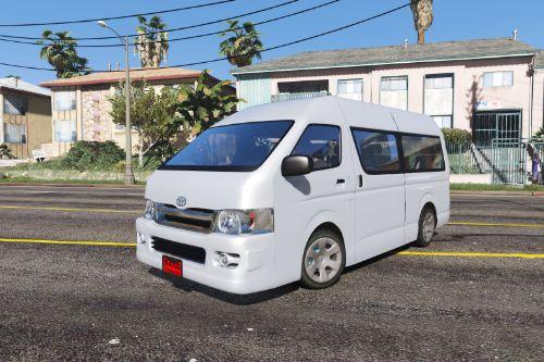 Toyota Hiace [Replace | Template]