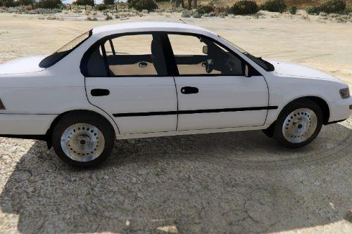 Toyota Corolla 1994 US-Spec [Add-On]