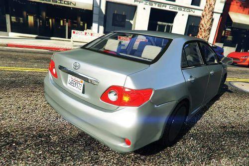 Toyota Corolla 2010 XEI [Replace] 2.0