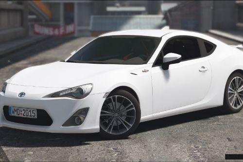 Toyota GT86 [Add-On / Replace | Tuning]