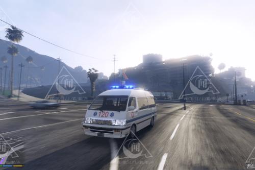TOYOTA HIACE-Ambulance [Unlocked]
