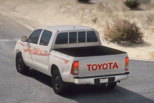 Toyota Hilux 2010 (GCC Edition) [UNLOCKED]