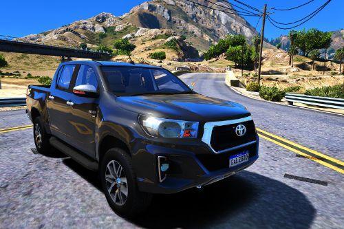 Toyota Hilux 2019 [Addon FiveM | Replace Offline]