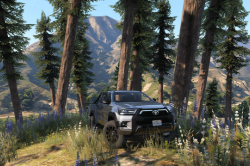 Toyota Hilux Invincible [Add-on]