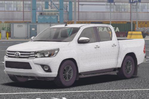 Toyota Hilux Unlocked