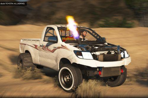 Toyota Hilux Vigo 2012-2015   [Add-On | Replace | FiveM | Version 3 | Livery | Extras | Template | Tuning 200+ | Dirt]