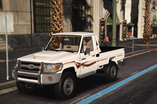 Toyota Land Cruiser 2009 | Replace] Unlocked