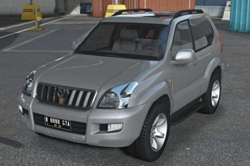 Toyota Land Cruiser Prado (120) 2009 [Add on]
