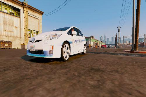 Toyota Prius Security Car Pack