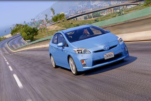 Toyota Prius [Add-On / Replace | Wipers | Template | Tuning]