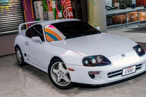 Toyota Supra [Add-On | Stock / Tuning]