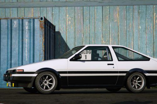Toyota Trueno (AE86) [Add-On | RHD | Initial D]
