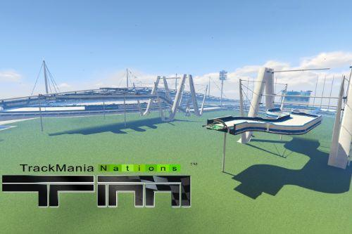 Trackmania Nations Forever: A01