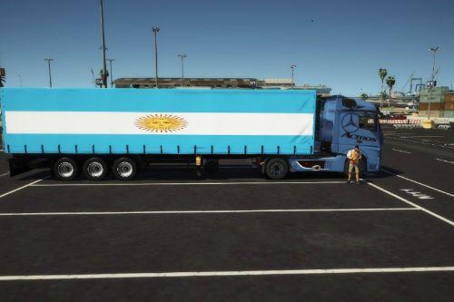 Argentina trailer liveries (+9 Pack)