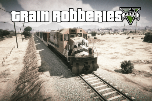 Train Robberies V [.NET]