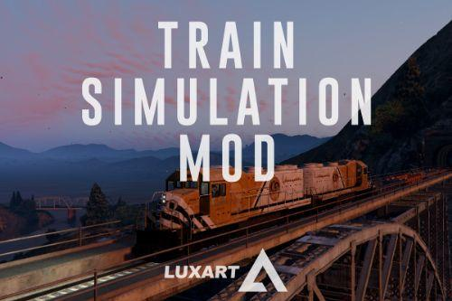 Train Simulation Mod