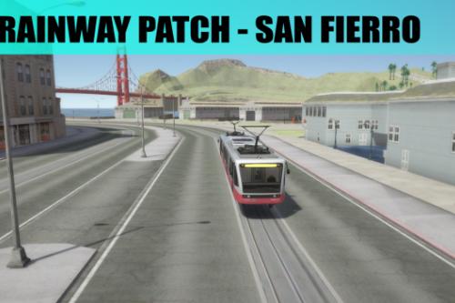 A493e3 trainway