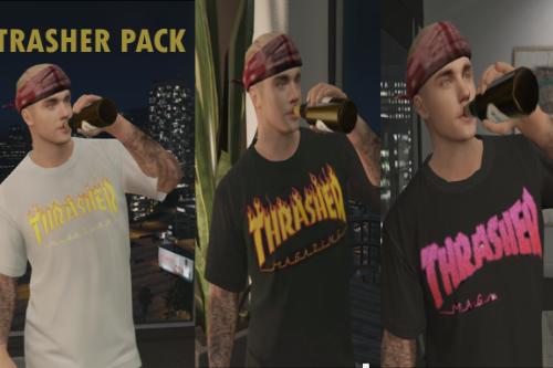 Thrasher T-Shirt Pack