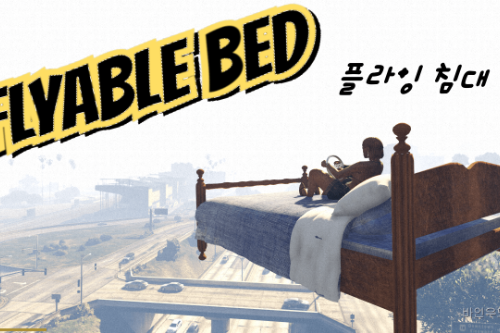 Flyable Bed