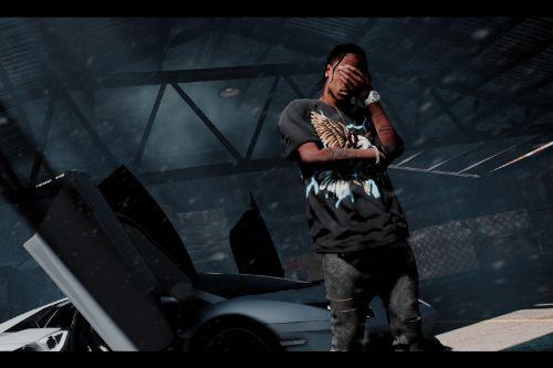Travis Scott [REPLACE FRANKLIN]