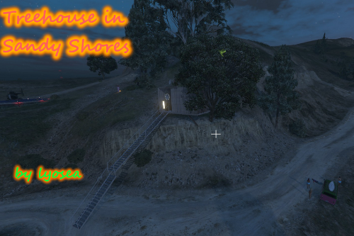 3196db treehouse sandy shores