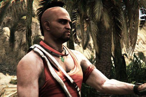 Vaas Outfit for Trevor