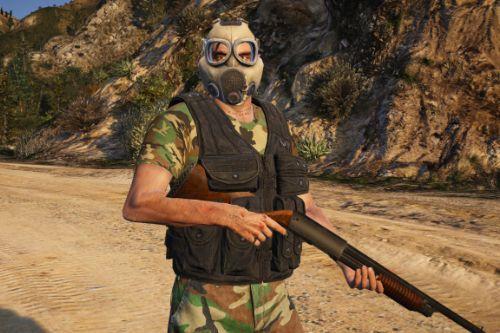 Trevor DayZ survivor