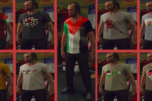 Trevor - Kingdom of Jordan T-Shirt Pack