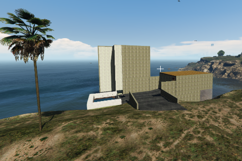 Trevor Philips House on Sea [Beta]