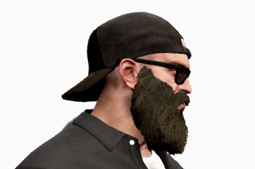 Trevor's Baseball Cap Backwards