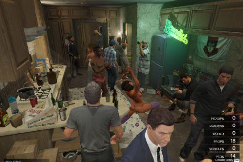Trevor's House Party