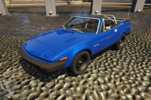 Triumph TR7 [Add-On]