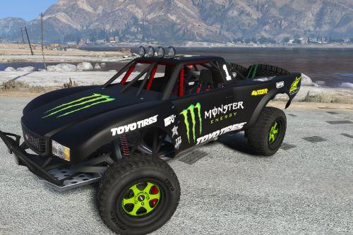 Trophy Truck Monster Energy Livery (any color)