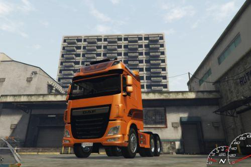 Truck Camion DAF XF Euro 6 [Add-On / Replace]
