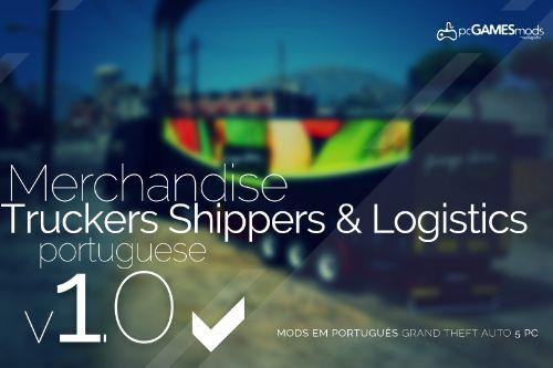 Portuguese Truckers Shippers and Logistics Trailer [Replace]
