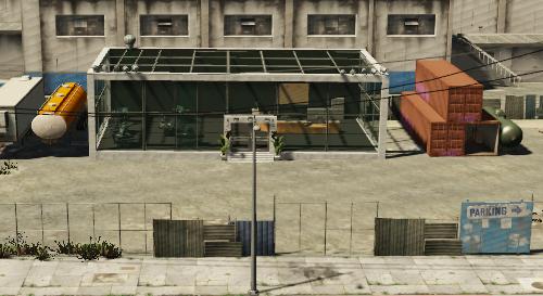 Trucking Depot [YMAP / SP / FiveM]
