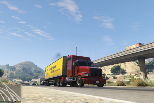 Trucking Missions