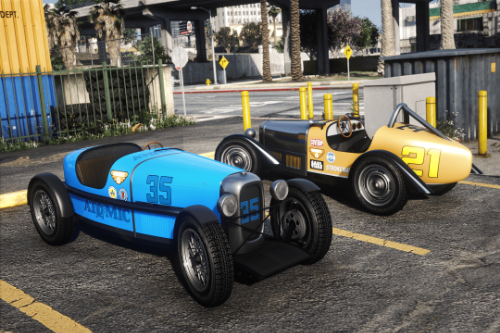 Truffade A-Type [Add-On | Tuning | Liveries | LODs]