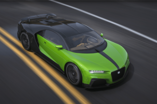 Truffade Nero Supersport [Add-On | FiveM | Tuning]