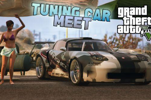 Tuning Car Meet
